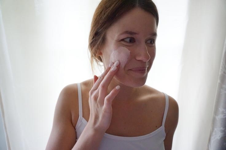 At Home Facial (2)